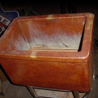 Terracotta Sink