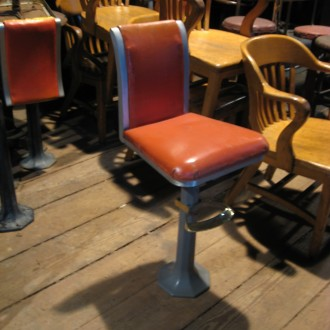Diner or bar stools Horn and Hardart