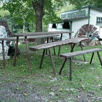 Butchers benches