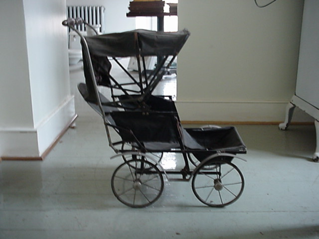 Baby stroller Image