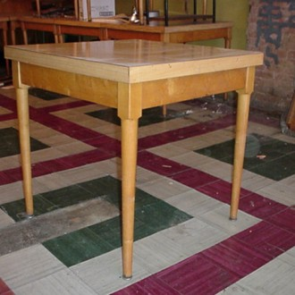 Maple Table 10