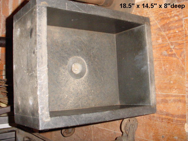 Soapstone Sink Image