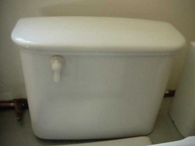 Porcelain tanks Image