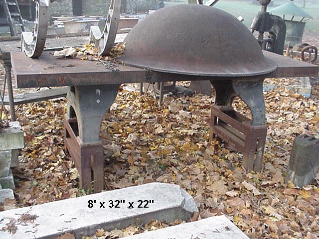 Steel coffee table Image